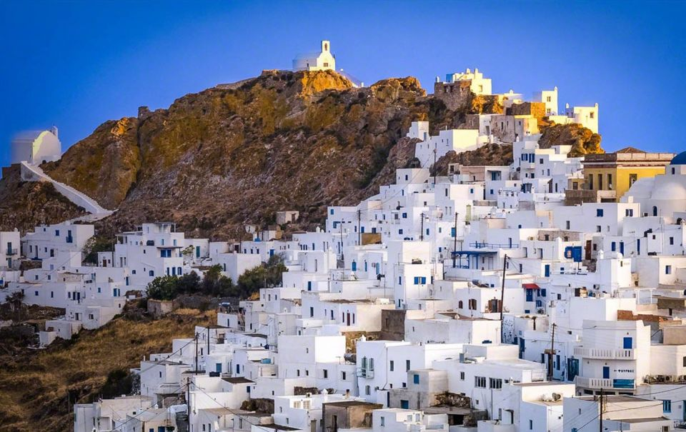 Hora, the capital of Serifos