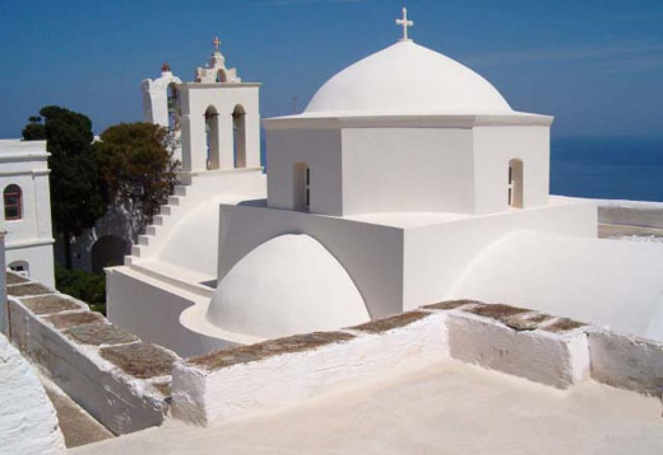 Serifos Monasteries & Churches